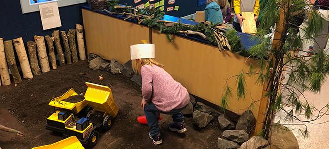 Pre-K classes at Toddle Inn